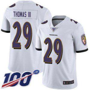 Ravens Earl Thomas III 100th Season Jersey 2